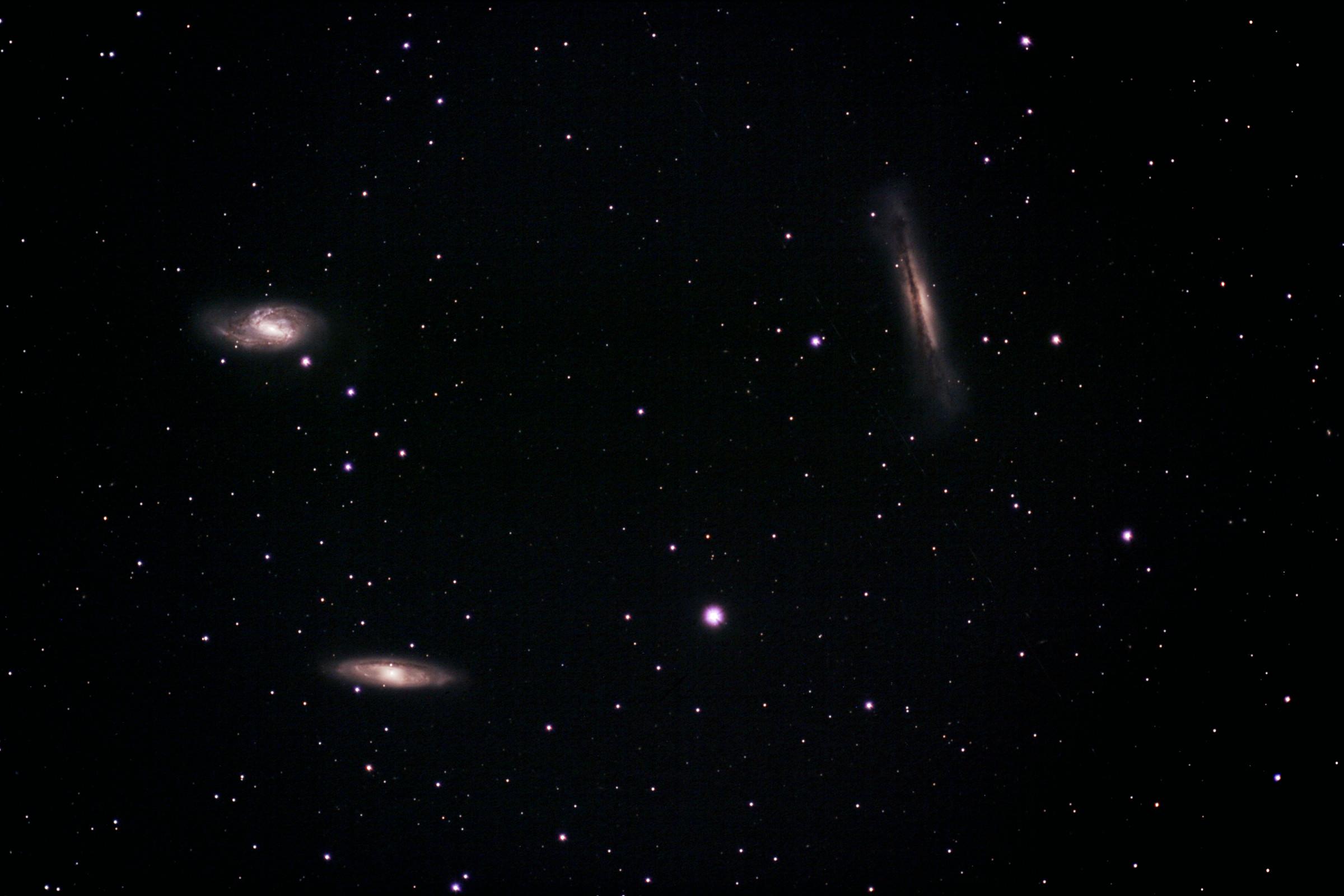 Andromeda Galaxy Broken Ring