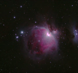 Messier, NGC, IC Catalogs - Messier 42 or NGC 1976