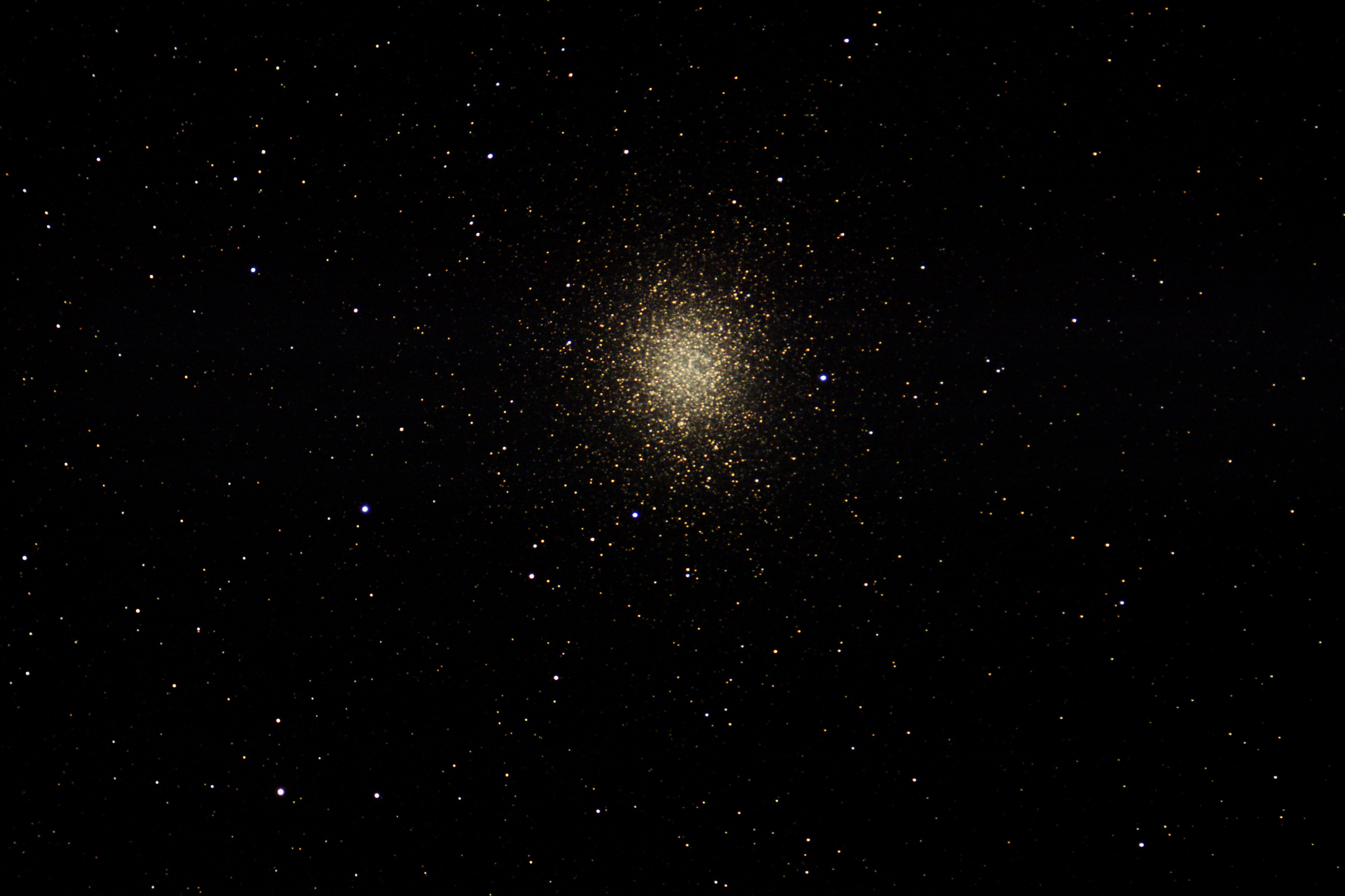 Globular Clusters Star Gaze Hawaii