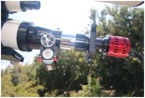 Apochromatic-refractor