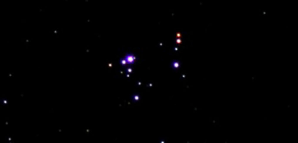 """NGC 2169 - The """"37"""" Cluster"""
